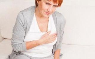 Почему при климаксе болит грудь
