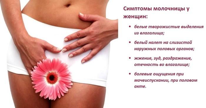чем у девочки лечить молочницу или снять частный