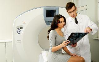 МРТ матки и яичников