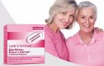 Витамины при менопаузе Lady's Formula