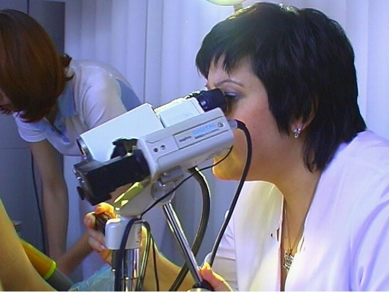 Что такое гистероскопия при рдв