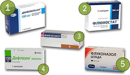 Аналоги Флюкостата: дешевые препараты от молочницы для женщин