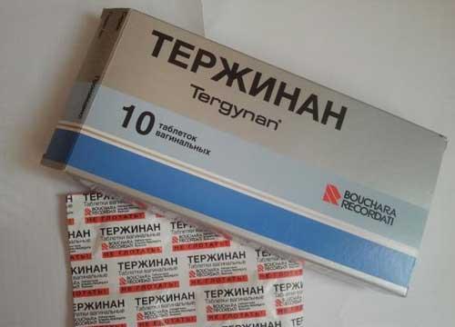 Таблетки от воспаления придатков с противовоспалительным действием