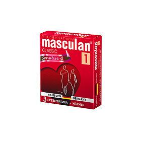 Презервативы Маскулан