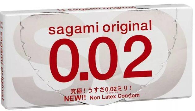 Презервативы Sagami и Okamoto