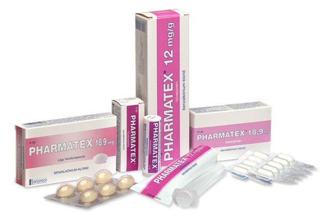 Противозачаточные свечи Фарматекс: цена, инструкция по применению
