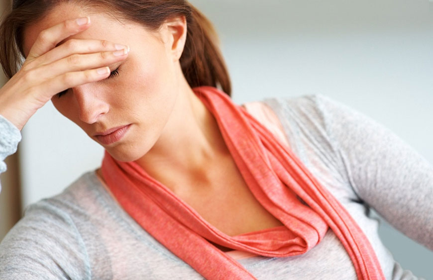 Причины головокружения при месячных как бороться с недомоганием