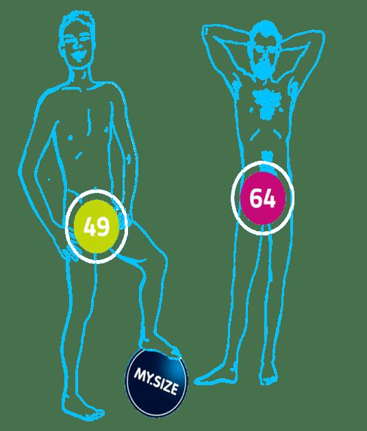 Как подобрать презик по размеру 32