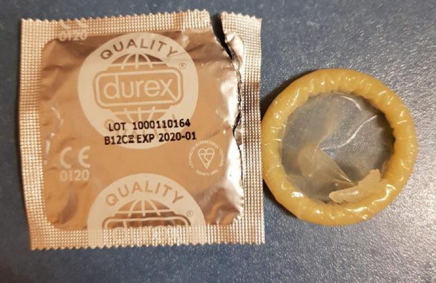 Durex dual extase фото
