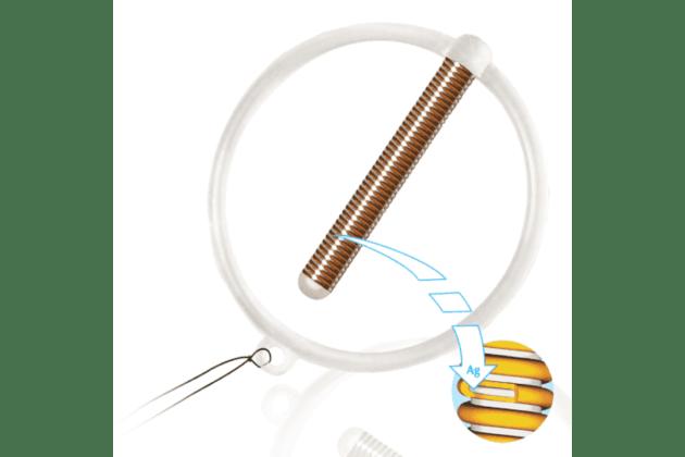 Спираль внутриматочная юнона кольцеобразная 2