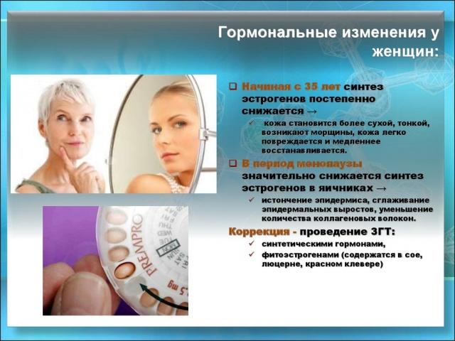 Сдаем анализы на женские гормоны при климаксе