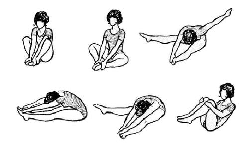 Упражнения для укрепления матки