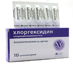 Применяют ли хлоргексидин при молочнице