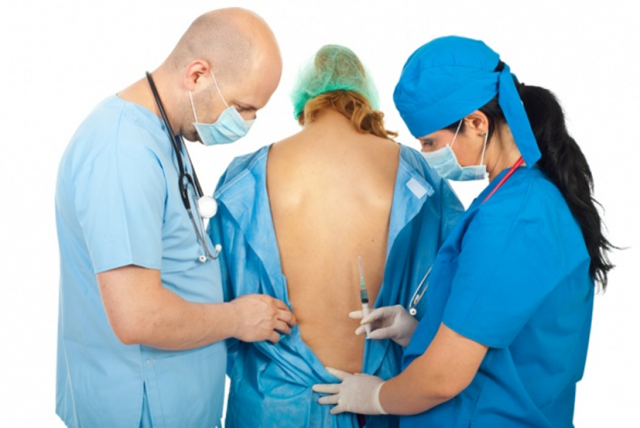 Подготовка к операции по гинекологии